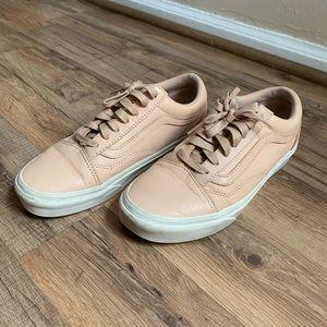 Vans Old Skool Blush Leather Sneaker
